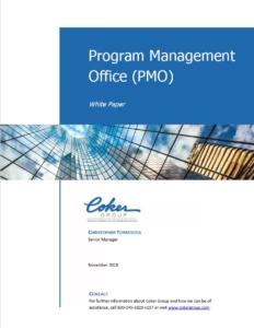 Program Management Office (PMO)