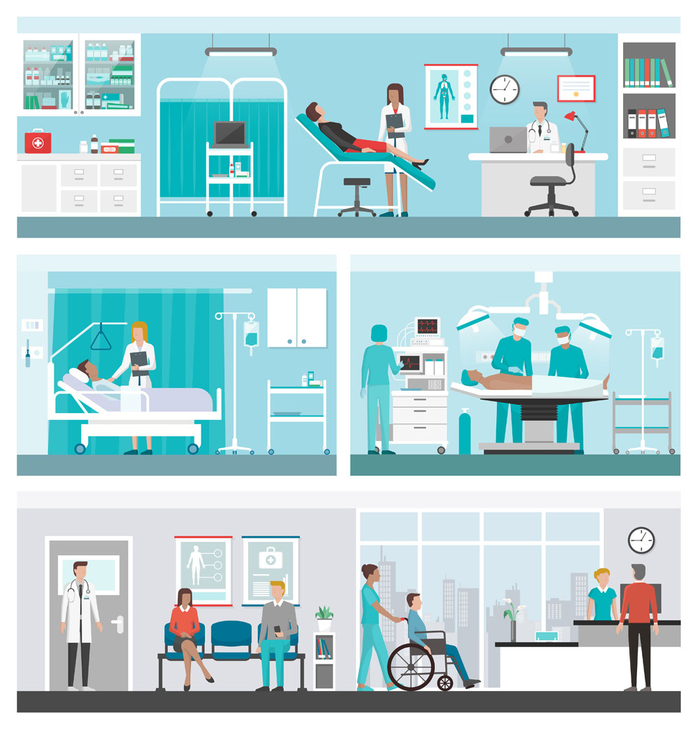 Smoothing the Rough Spots in Patient Flow in Outpatient Practices