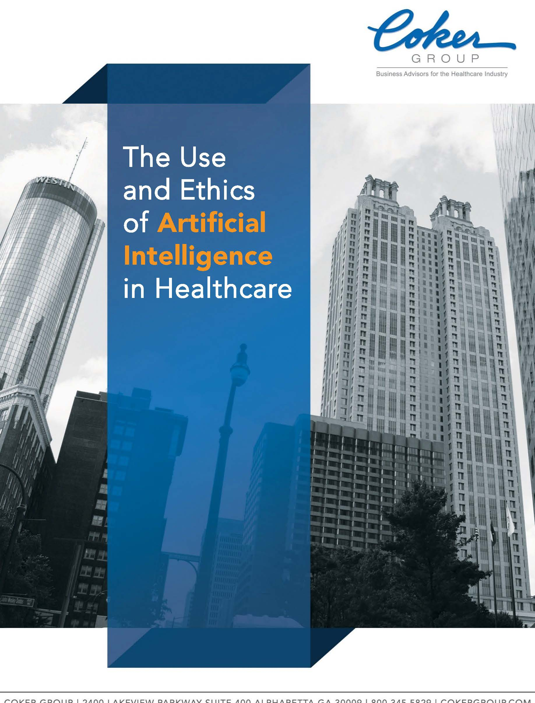 The Use and Ethics of Artificial Intelligence in Healthcare