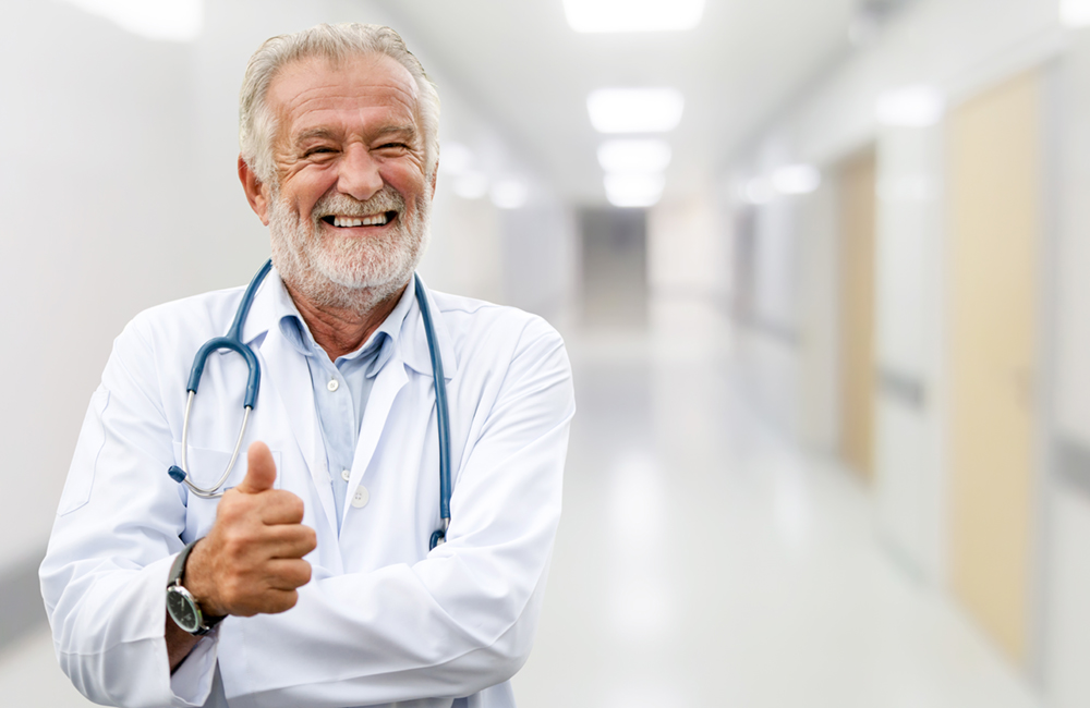 The Aging Physician Workforce